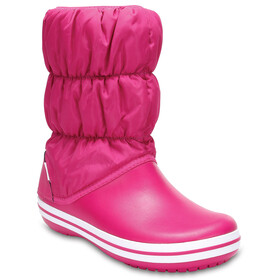 Crocs Winter Puff Stivali Donna rosa